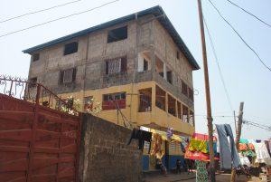 Skolbyggnaden